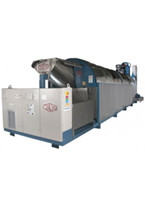 Milnor Pulse Flow Continuous Batch Washer
